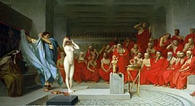 В Вавилоне любая женщина обязана была стать проституткой